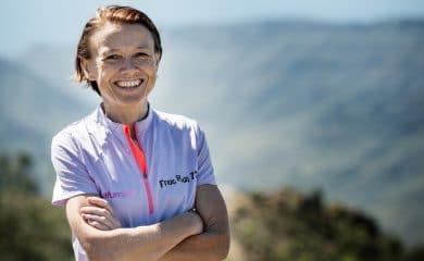 Coureurs : Venez découvrir l'interview de Nathalie Mauclair ! OVERSTIM.s