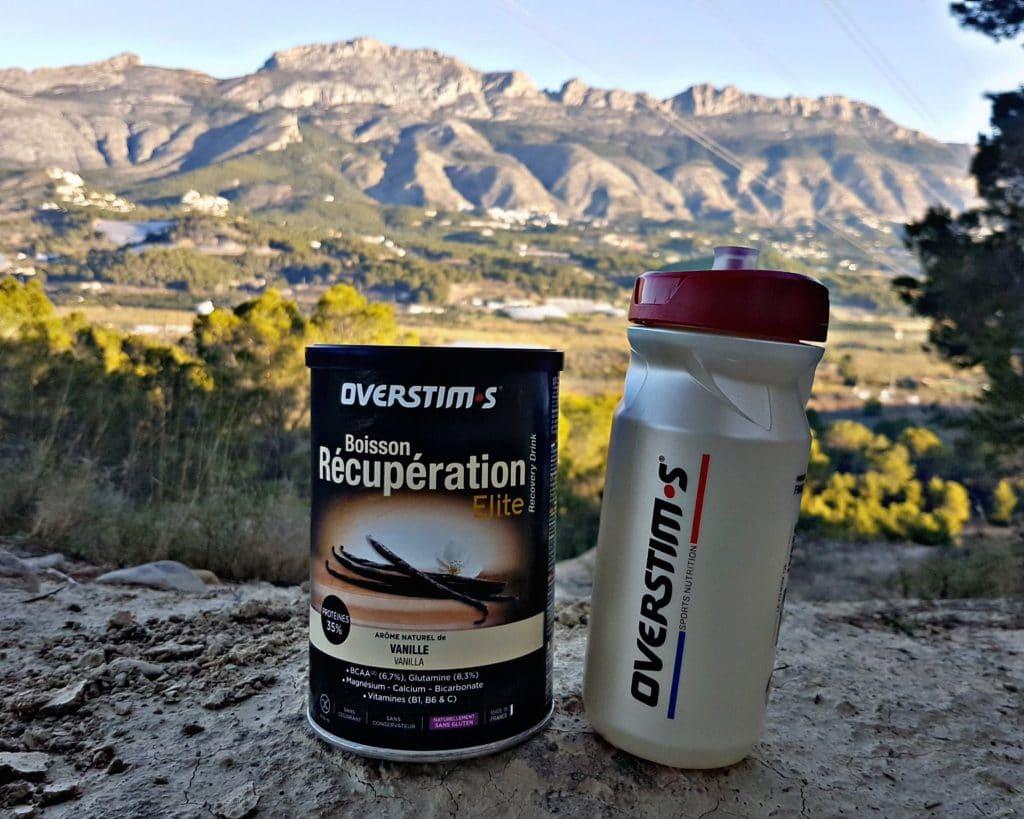 Boisson de récupération élite contient 35% de protéines - Overstim.s