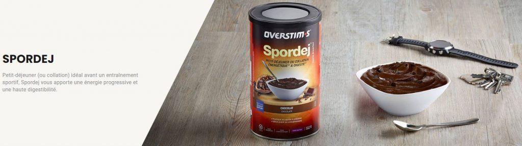 Spordej est idéal avant un entraînement matinal - Overstim.s