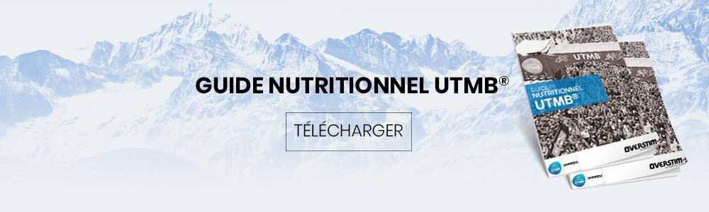 Guide nutritionnel UTMB