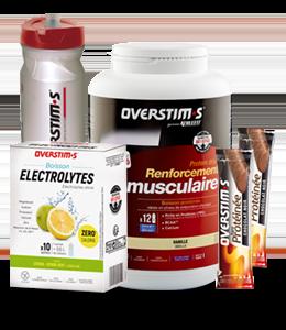 Pack renforcement musculaire