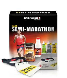 Pack semi-marathon