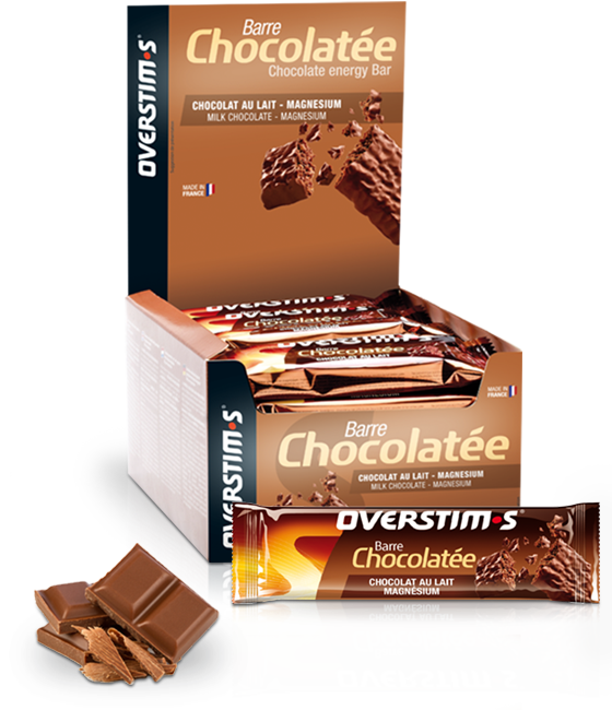 Barre chocolat - magnésium