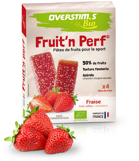 Pâtes de fruits Bio