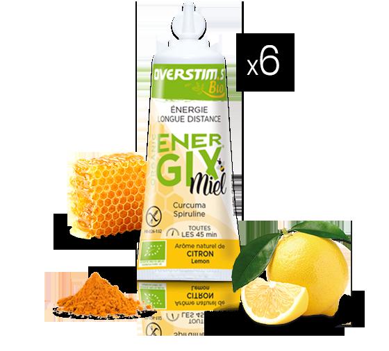 Energix miel bio
