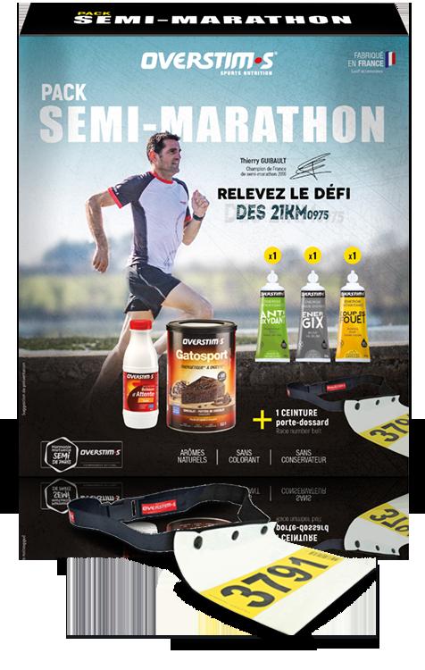 Pack semi-marathon