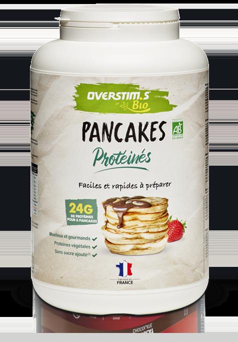 Pancakes protéinés bio