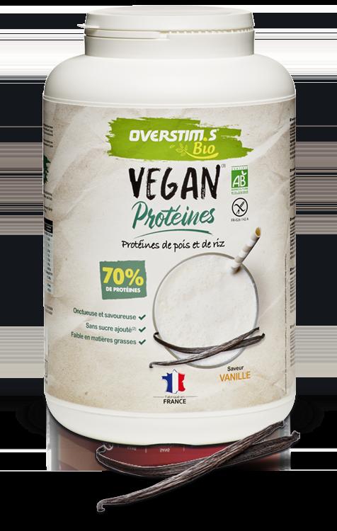 Protéine végétale bio