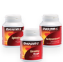 Energy and vitality program (red ginseng + super-energizer + ginseng)
