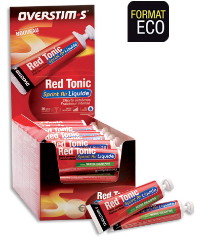 Vloeibare Red Tonic Sprint Air