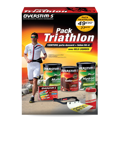 Pack triatlón
